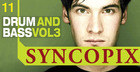 Syncopix - Drum and Bass vol3