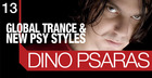 Dino Psaras Global Trance and Psy Styles