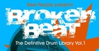Broken Beats The Definitive Drum Library