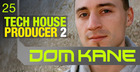 Dom Kane Tech House Producer Vol2