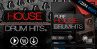 Pure House Drum Hits Collection
