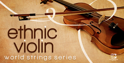 World String Series - Ethnic Violin