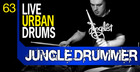 Jungle Drummer - Live Urban Drums