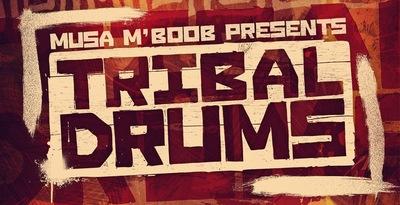 Musa MBoob Presents - Tribal Drums