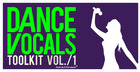 Dance Vocals Toolkit Vol.1