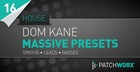 Dom Kane House Synths - Massive Presets