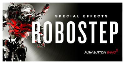 Robostep, SFX Sample CD, Cinematic FX Samples, Special Sound