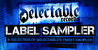 Delectable Records - Label Sampler