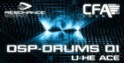CFA Sound - DSP Drums 01 - ACE