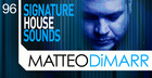Matteo Dimarr - Signature House Sounds