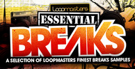 Loopmasters essential breaks 1000 x 512