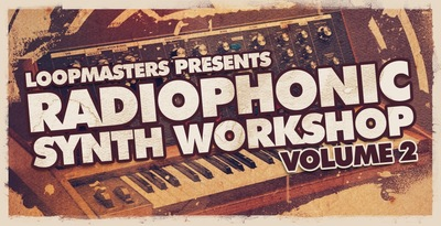 Radiophonic Synth Workshop Vol 2
