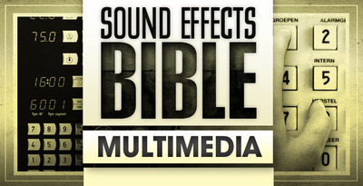 Sound effects bible multimedia 1000 x 512