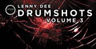 Lenny Dee  - Drum Shots Vol. 3