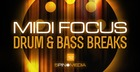 MIDI Focus - Drum & Bass Breaks