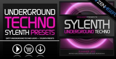Sylenth Underground Techno