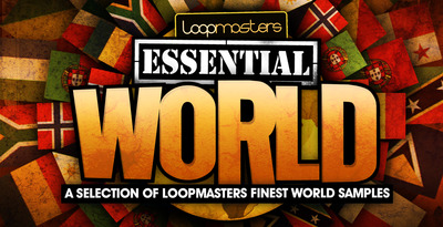 Loopmasters essential world 1000 x 512
