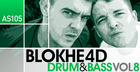 Blokhe4d - Drum & Bass Vol. 8