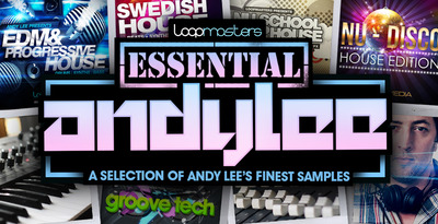 Essentials 18 - Andy Lee