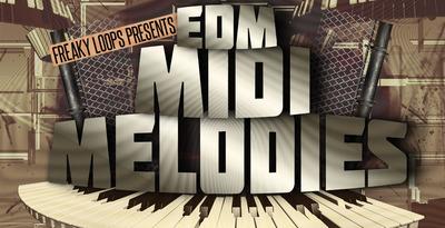 EDM MIDI Melodies