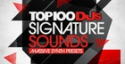 Top 100 DJs Signature Sounds Massive Presets Vol. 1