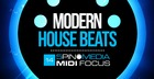 MIDI Focus - Modern House Beats