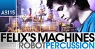 Felix's Machines - Robot Percussion