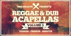 Don Goliath - Reggae & Dub Acapellas Vol.3