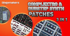 Complextro & Dubstep Synth Patches 3 in 1