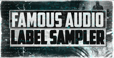 Famous audio label sampler 1000x512