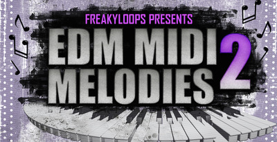 Edm midi melodies vol 2 1000x512