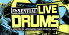 Essentials 29 - Live Drums