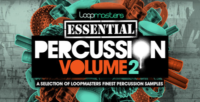 Loopmasters essential percussion vol 2 1000 x 512