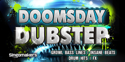 Doomsdaydubstep art 1000x500