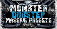 Monster dubstep massive presets 1000x512