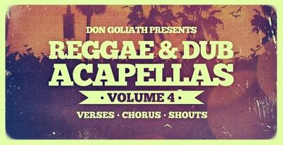 classic reggae acapellas