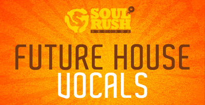 Vocal samples future house vocals house vocal loops for Future garage sample pack