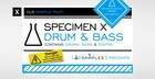 DLR - Specimen X - Drum & Bass