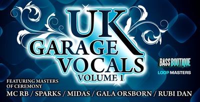 Uk Garage Vocals Vol1