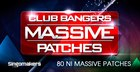 Club Bangers Massive Patches