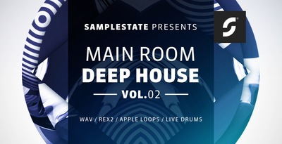 Main Room Deep House Vol. 2