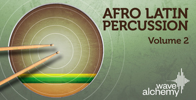 Afro latin percussion vol2 512