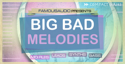 Big bad melodies 1000x512