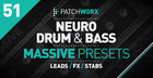 Neuro Drum & Bass Massive Presets