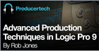 Advanced Production Techniques in Logic Pro 9