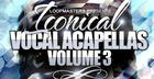Iconical Vocal Acapellas Vol3