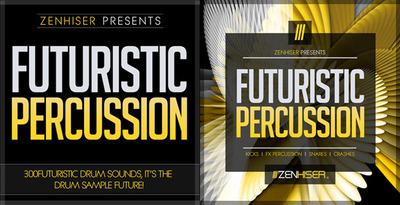 Futuristic Percussion