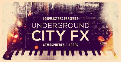Underground City FX