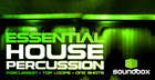Essential House Percussion