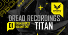 Dread Recordings Vol1 - Titan